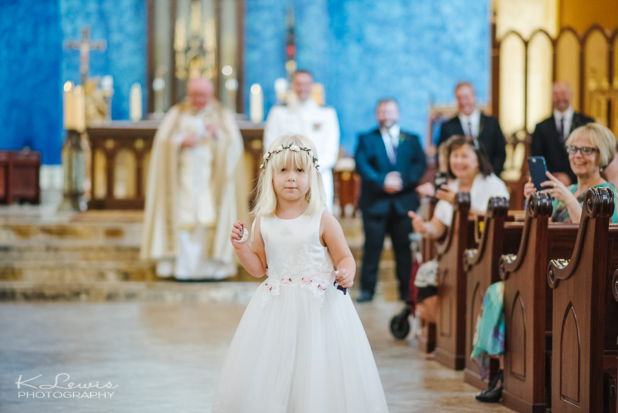 st paul catholic church pensacola wedding photographers