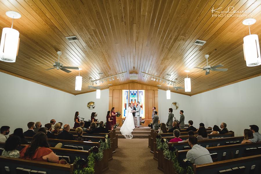 heritage baptist church pensacola wedding photos