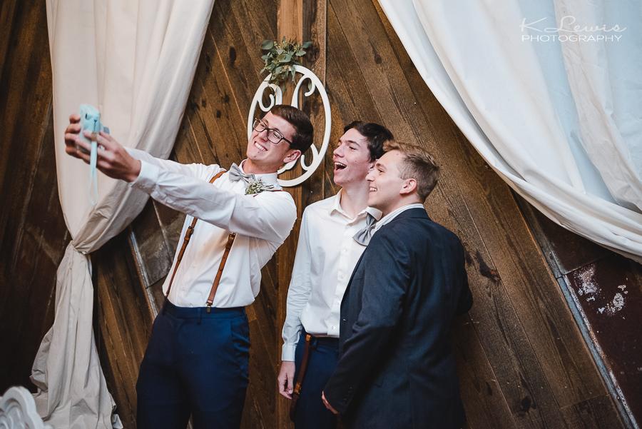laurel hill wedding reception photos