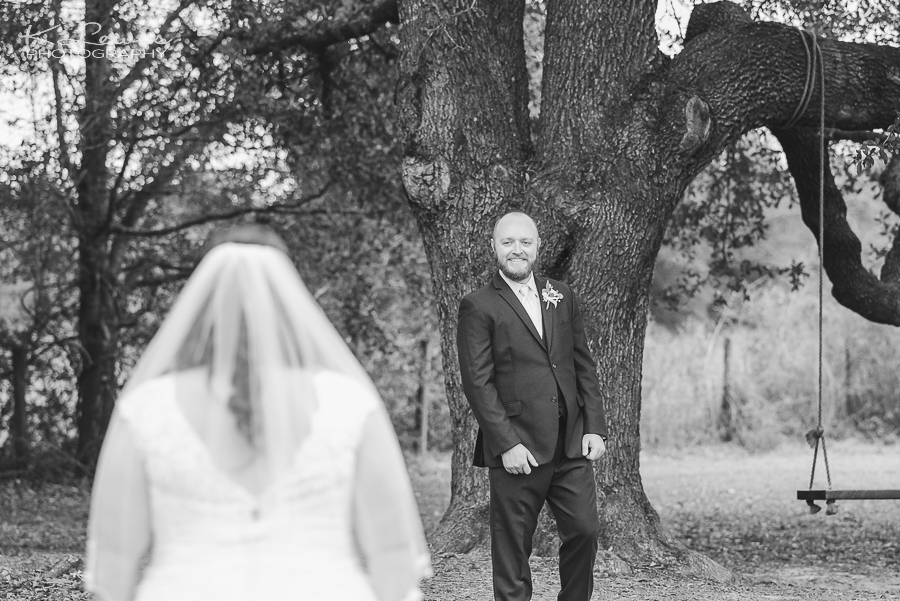 pensacola wedding photographer at ates ranch wedding barn milton