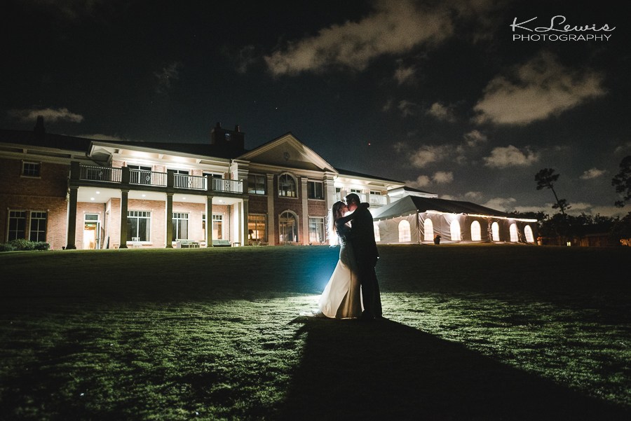 pensacola country club wedding photographer in pensacola