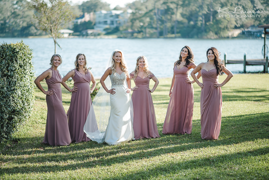 pensacola country club wedding photographers