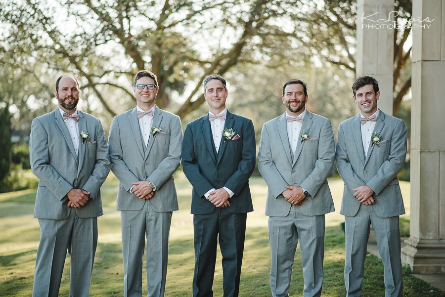 pensacola country club wedding photography