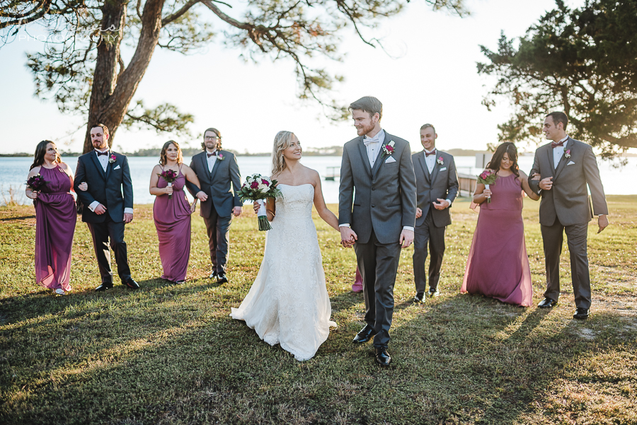 pensacola wedding photographer hurlburt field soundside club