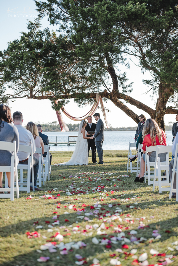 hurlburt soundside club wedding photographers