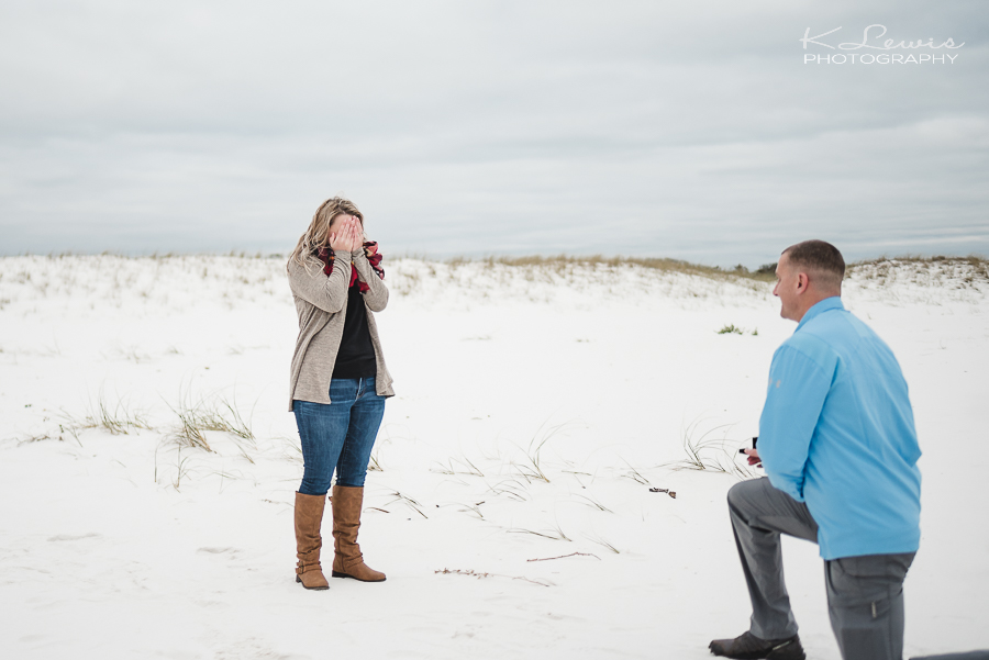engagement photographers in pensacola beach fl