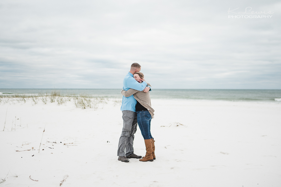 pensacola wedding proposal photographer
