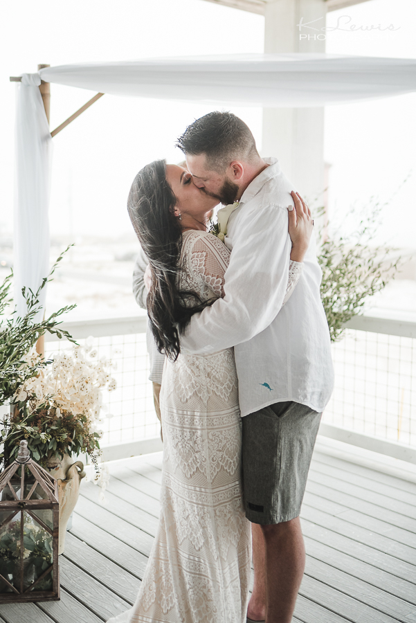 navarre beach wedding photos