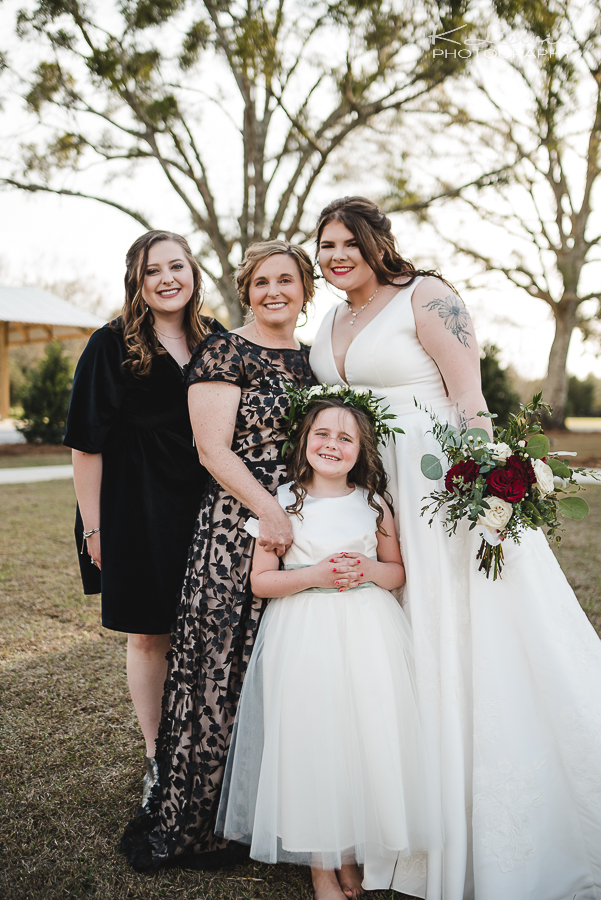 baker florida wedding photographer south laurel farm