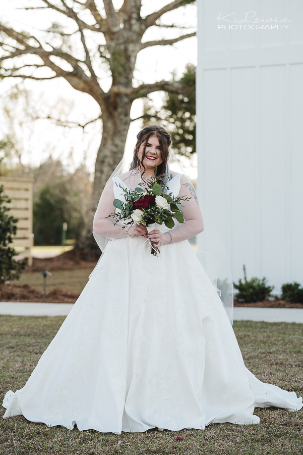 pensacola florida wedding photographer in baker florida