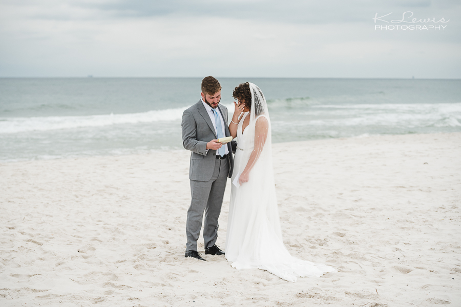 beach wedding photos gulf shores alabama