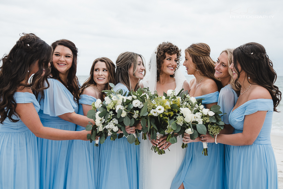 gulf shores al beach wedding photos