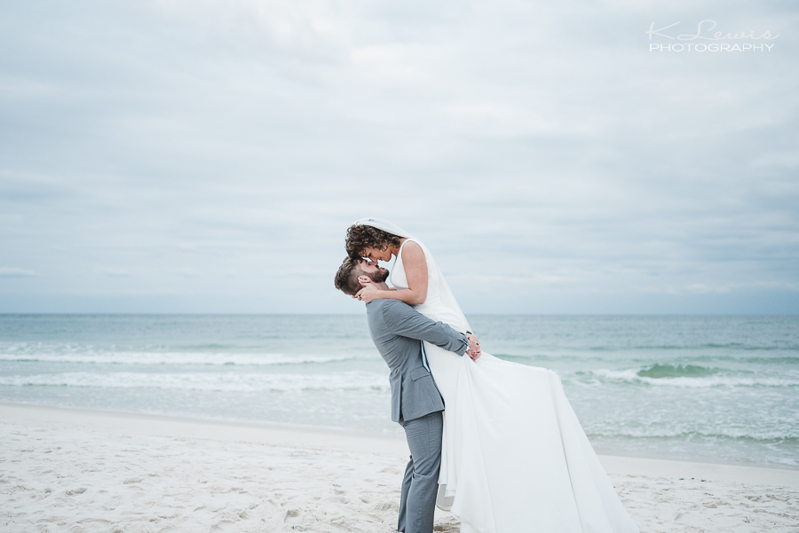 gulf shores beach wedding photographer