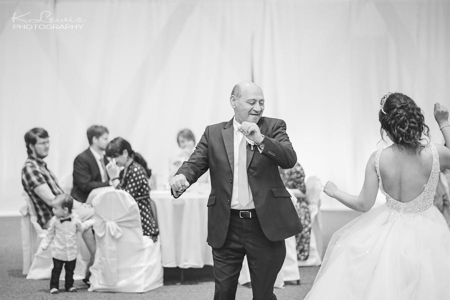 st sylvester catholic church navarre wedding photographers