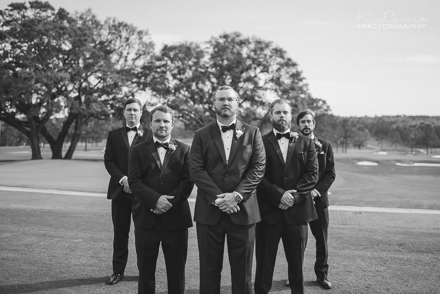 mobile country club wedding photos