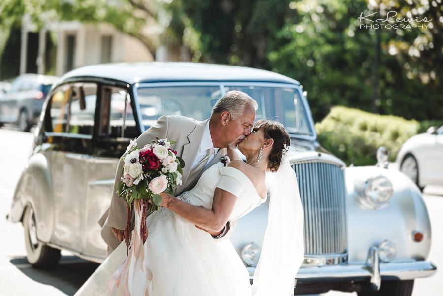 pensacola wedding photographer at seville square