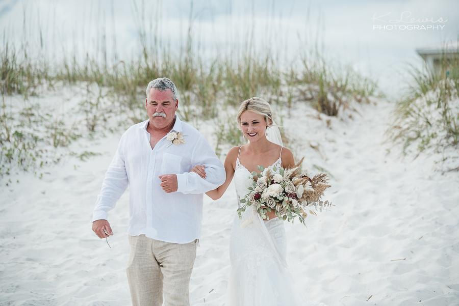 wedding photographers in pensacola beach