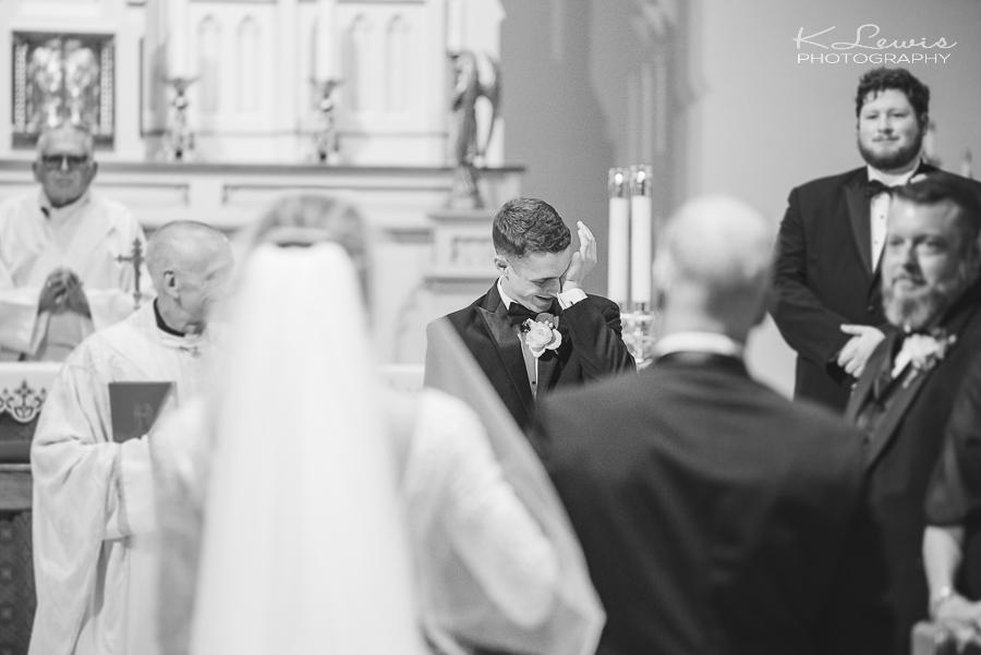 pensacola st michales catholic church wedding photography