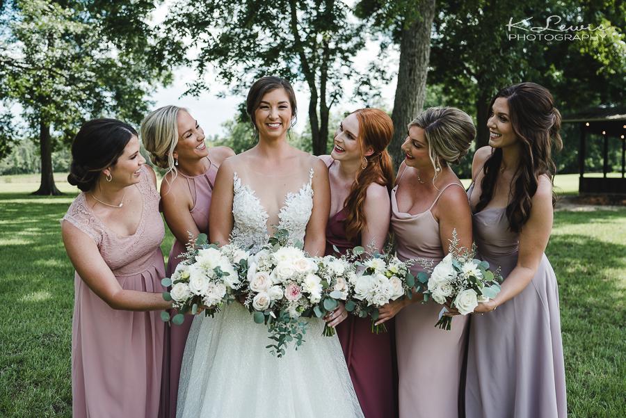 laurel hill wedding photographer barn at water oaks
