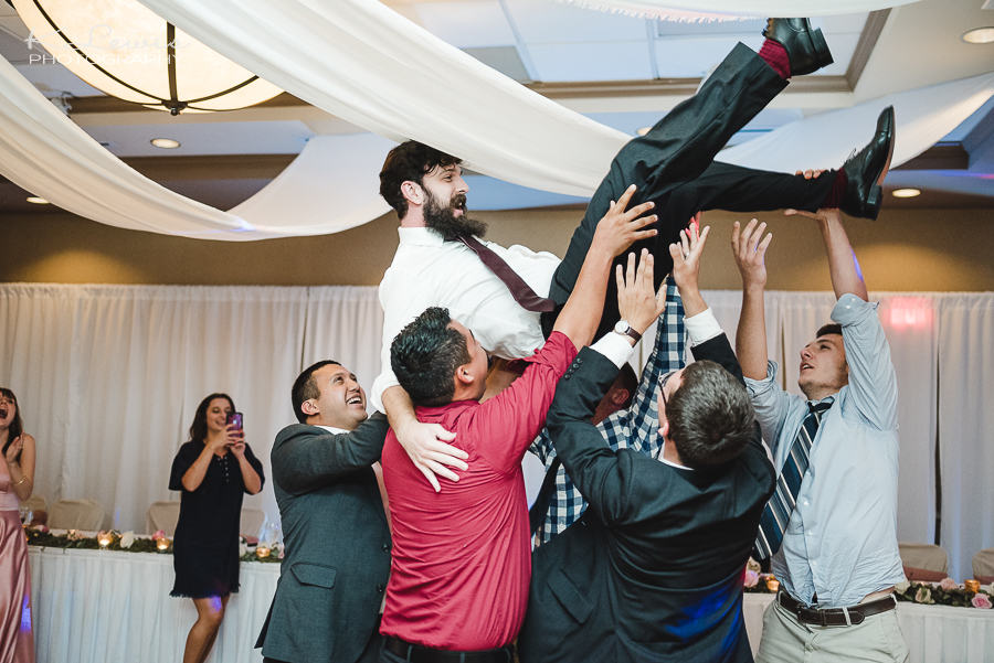 pensacola wedding reception photographer