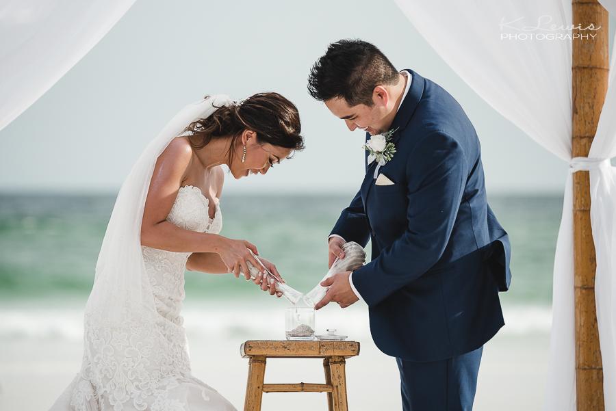 wedding photos at surfside resort destin florida