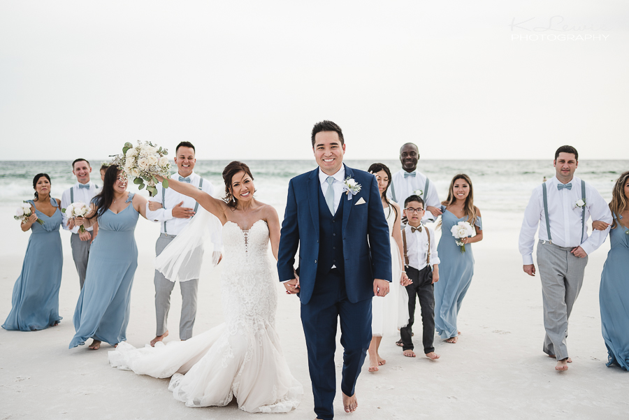 destin florida surfside resort wedding photographers