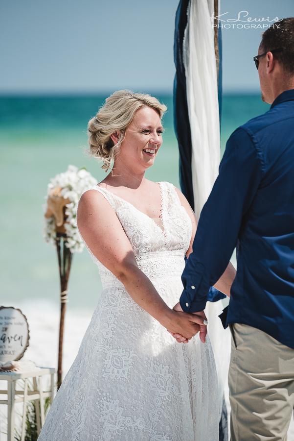 wedding photography pensacola beach florida