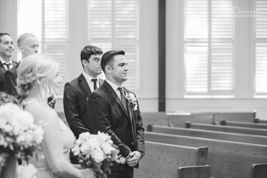 pensacola wedding ceremony photographer trinity prebyterian church