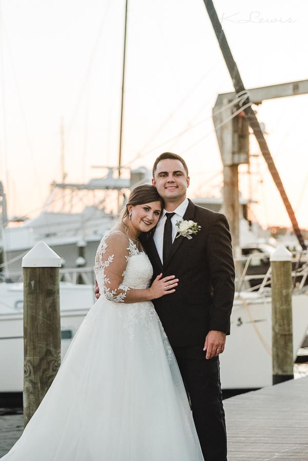 pensacola wedding photographer at pensacola yacht club
